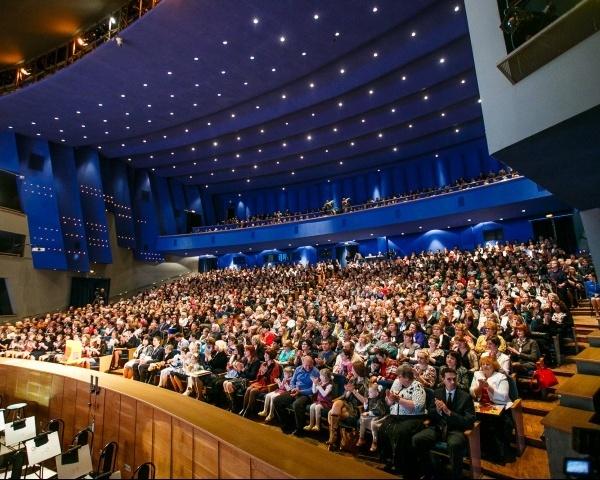 Официальный сайт концертный зал роза холл